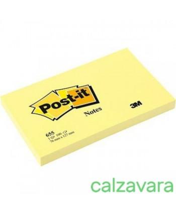 POST-IT 655 76X127 GIALLO...