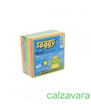 Taggy Cubo Memo mm 75x75 -...