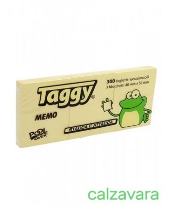 Taggy Memo mm 40x50 - 100...
