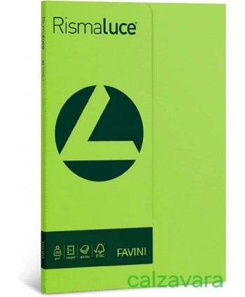 RISMALUCE FAVINI A4 200 GR....