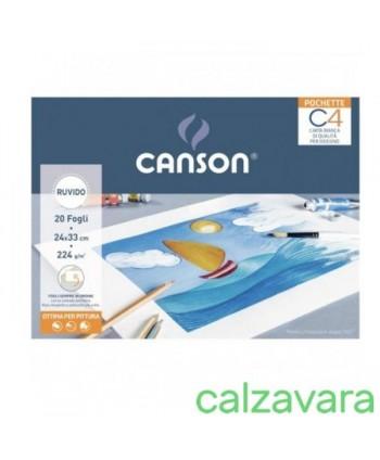 POCHETTE CANSON C4 24x33...
