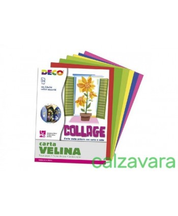 ALBUM COLLAGE VELINA FOGLI...