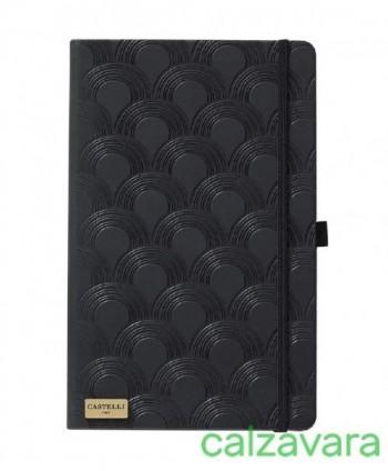 Notebook Castelli Black &...