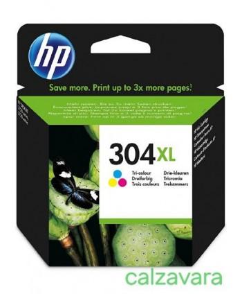 HP N9K07AE N.304XL COLORE...