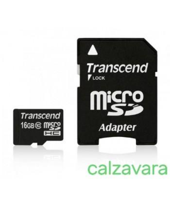 MEMORIA MICRO SD 16 Gb CON...