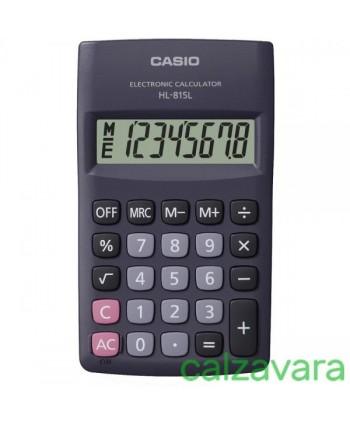 CALCOLATRICE CASIO HL-815L...
