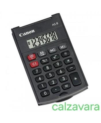 CALCOLATRICE CANON AS-8HB 8...