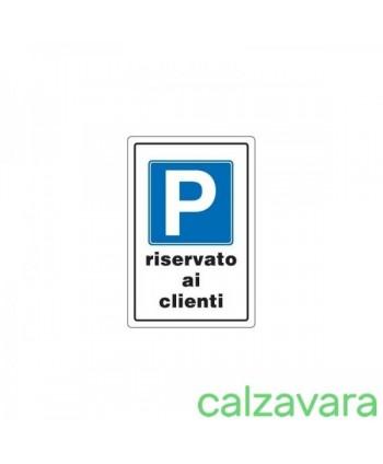 CARTELLO PLASTICO 21X30...